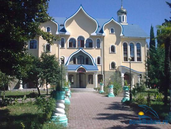 Храм Святой Троицы Живоначальной в Сочи